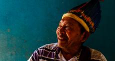 Conheça Jacir de Souza, indígena da etnia Macuxi e parte da história de MSF em Roraima