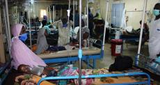 Crianças são o foco prioritário da atuação de MSF contra a malária na Nigéria
