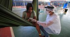Inaugurado em Manaus centro de observação para pacientes com COVID-19