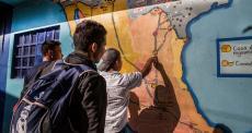 MSF condena políticas norte-americanas que criminalizam solicitantes de asilo e afetam crianças