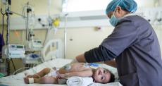 Líbano: serviços de pediatria em Zahle, Vale do Bekaa