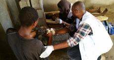 Líbia: MSF oferece cuidados de saúde em centros de detenção