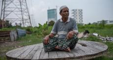Oferecendo assistência médica a comunidades vulneráveis de refugiados na Malásia