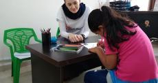 """""""Imagine um lugar seguro"""": o trabalho de uma psicóloga com crianças refugiadas"""