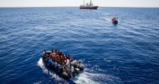 Médicos Sem Fronteiras resgata quase 2 mil pessoas no Mar Mediterrâneo