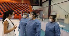 México: MSF estrutura centros de tratamento de COVID-19 em Reynosa e Matamoros