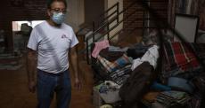 COVID-19: MSF apoia abrigos para migrantes e população em situação de rua na Cidade do México