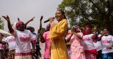 Outubro Rosa: aumentando a conscientização sobre o rastreamento do câncer de mama no Mali