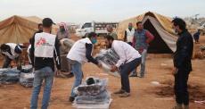 Inverno rigoroso é novo desafio para deslocados que vivem no noroeste da Síria