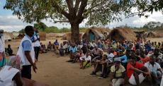 """Moçambique: """"As pessoas fugiram para a floresta para se salvar"""""""