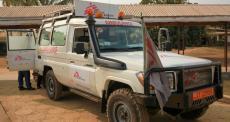 Serviço de ambulâncias de Médicos Sem Fronteiras no Sudoeste de Camarões é vital em região assolada pela violência