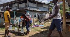 Panamá: MSF inicia operações com migrantes na floresta de Dárien