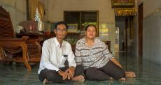 50 anos de MSF:  a história de amor de um casal que teve a organização como elemento fundamental em suas vidas