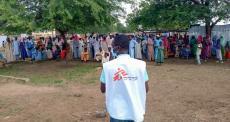 MSF apoia populações deslocadas na fronteira entre o Chade e Camarões