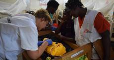Kusisa, na RDC: um hospital no meio da floresta construído com e para a comunidade