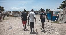 Terremoto no Haiti: sobreviventes precisam de cuidados contínuos no sul do país