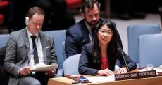 Presidente internacional de MSF faz discurso no Conselho de Segurança da ONU