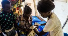 """Angola: """"As pessoas no acampamento tinham um único objetivo: sobreviver"""""""