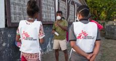 Madagascar: MSF começa a atuar contra peste pneumônica