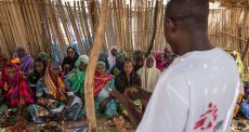 Níger: evitando a propagação da hepatite E