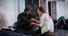 Um dia na vida de um enfermeiro de MSF