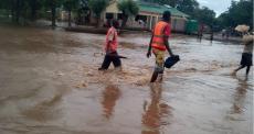 Inundações no Malaui