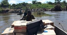 """Moçambique: """"Primeiramente, eles disseram: estamos com fome"""""""