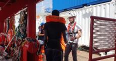 Ocean Viking: 85 pessoas resgatadas no mar Mediterrâneo