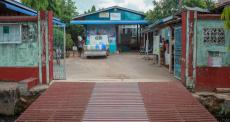 Mianmar: atividades médicas durante a crise