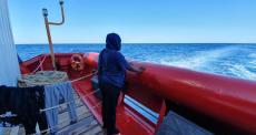 Uma resposta imediata e duradoura para as pessoas resgatadas no Mediterrâneo é urgente