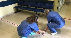 """""""A equipe médica está trabalhando além do seu limite no primeiro epicentro da COVID-19 na Itália"""""""