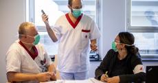 Corrida contra o tempo para combater a pandemia de COVID-19