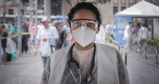 5 depoimentos de profissionais de MSF que atuam contra a COVID-19