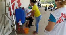 COVID-19: MSF apoia resposta ao coronavírus na Venezuela