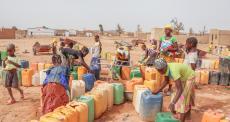 As cicatrizes invisíveis da violência em Burkina Faso