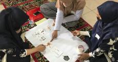 Indonésia: combatendo a COVID-19 com educação e capacitação