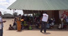 Moçambique: COVID-19, malária e outras doenças ameaçam deslocados pela violência