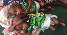 Nigéria: Amina, uma mãe de 15 anos em Maiduguri