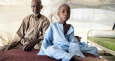 """Nigéria: """"O que importa é o alimento"""""""