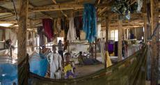 """Nigéria: """"Tudo o que tenho neste mundo são as roupas do corpo"""""""