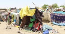 """Borno, Nigéria: """"Perdi meu primeiro filho há cinco anos. Acho que ele morreu de tanto medo"""""""