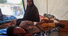 O fim da temporada de malária em Borno, na Nigéria