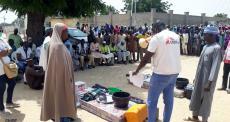 MSF apoia comunidades afetadas por enchentes na Nigéria