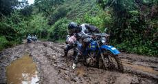RDC: longas jornadas para ter acesso a cuidados médicos básicos