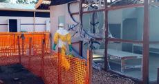 Centro de Ebola de Médicos Sem Fronteira é desativado após ataque violento