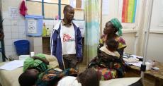 """RDC: """"A bala atingiu meu filho no peito"""""""