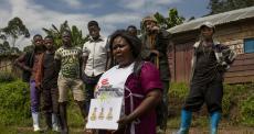 Região da RDC precisa urgentemente de mais ajuda