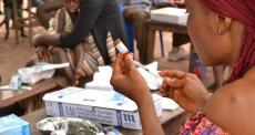 RDC: A LUTA CONTRA O SARAMPO