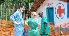 MSF inicia transferência de atividades de resposta ao Ebola na RDC