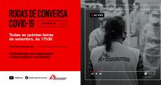 Rodas de Conversa COVID-19